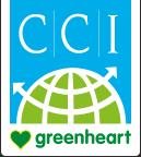 CCI Greenheart Logo