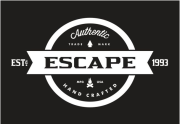 ESCAPE Logo Black