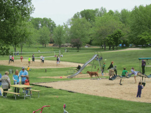 Green Lake Campground2