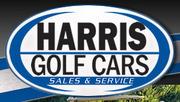 HarrisGolfCarts Logo