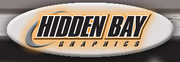 Hidden Bay Graphics logo