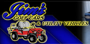 JimsGolfCarts Logo