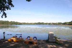 Kilby Lake Campground2