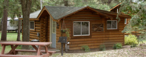 Log Cabin Resort & Campground1