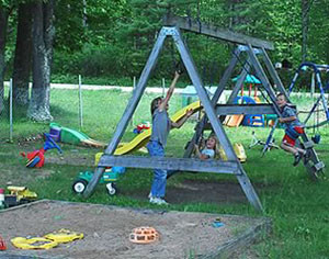 McCaslin Mountain Campground4