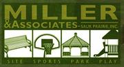 Miller Sauk Prairie Logo