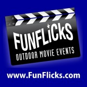 fun Flicks Outdoor Movies Logo