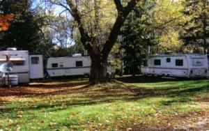Tilleda Falls Campground2