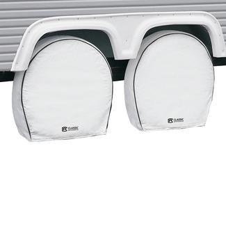 RV Wheel Covers