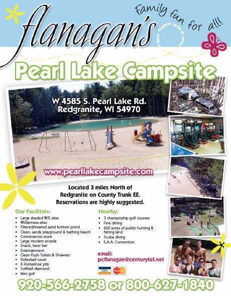 Flanagans Pearl Lake