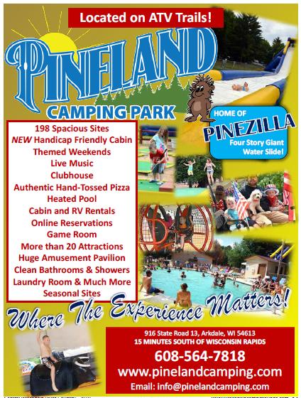 Pineland Ad